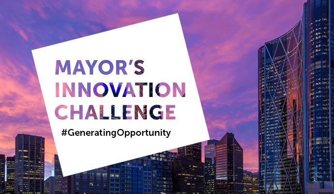 City of Calgary Mayor's Innovation Challenge